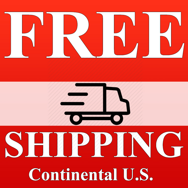 Get free shipping with your purchase